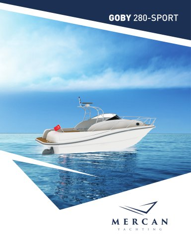 Goby 280-Sport