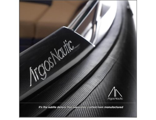 Argos Nautic - It's the subtle details that separates crafted from manufactured