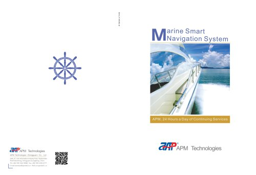Marine Smart Navigation System