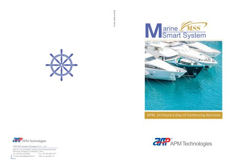 MSS Catalogue-English Versione