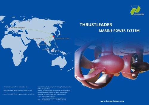Thrustleader Thruster Brochure
