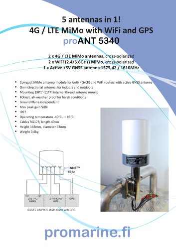 proANT 5340