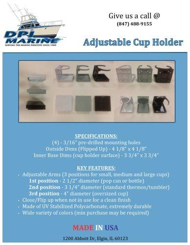 Adjustable Cup Holder