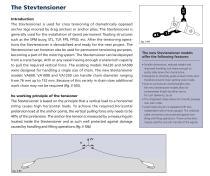 The Stevtensioner