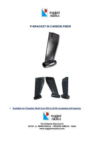 CARBON FIBER P-BRACKET