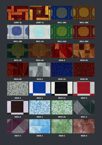 Flooring Catalog