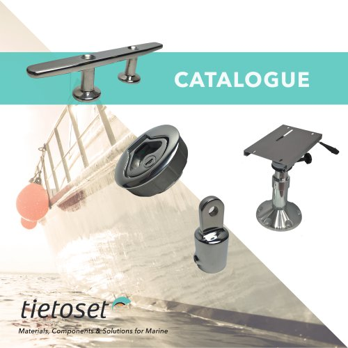 Catalogue: Marine products & components