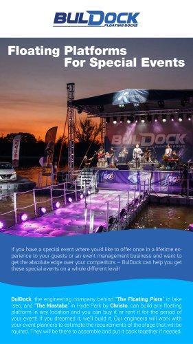 BulDock Events Presentation
