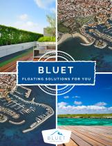 Bluet Oy Ltd - Floating solution Ideas