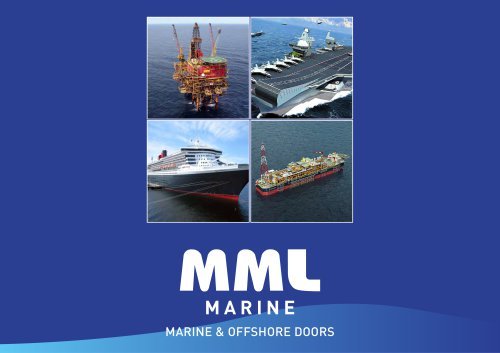 MML Marine Ltd Brochure