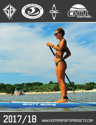 Keeper Sports Products 2017-2018 Product Catalog