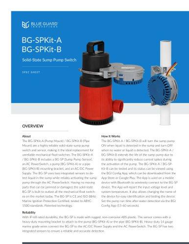 BG-SPKit-A / BG-SPKit-B