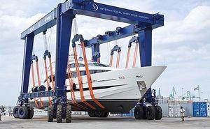 Movimentação de barcos