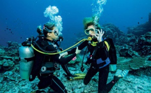 Mergulho, Pesca submarina