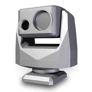 sistema de vídeo câmera para navio