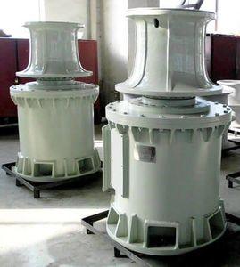 cabrestante para navio / para rebocador / hidráulico / elétrico