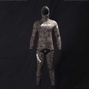roupa completa para pesca submarina