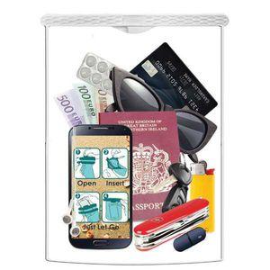 bolsa estanque para celular / para cartas náuticas / para tablet