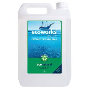 produto de limpeza multi-superfícies / para barco / biodegradável / desinfetante