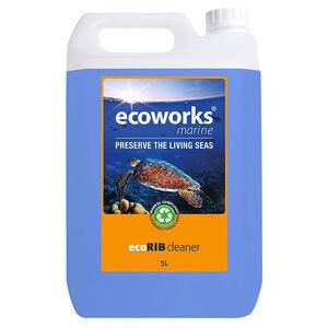 detergente multi-superfícies / para barco inflável / solvente / biodegradável