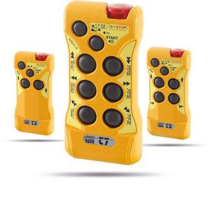 rádio controle remoto para grua / para pórtico / para travel lift / para carreta de movimentação