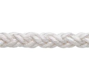 cabo náutico multiusos / com trançado simples / para veleiro / para navio