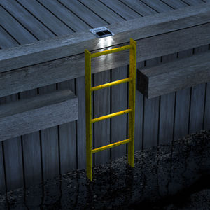iluminação para píer de LED
