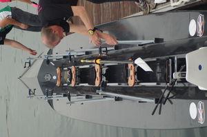 barco a remo de regata