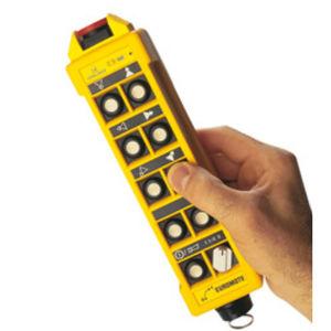 controle remoto para pórtico