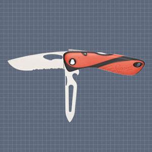faca multifunções / de marinheiro