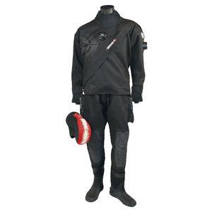 roupa seca de mergulho