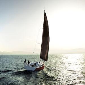 veleiro de cruzeiro