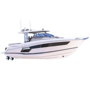 lancha Express Cruiser com motor de popa / bimotor / open / de cruzeiro