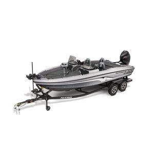 bass boat com motor de popa