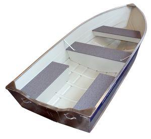 bay boat com motor de popa / de pesca esportiva / máx. 6 pessoas