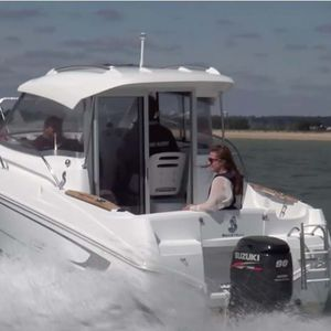 motor de popa / a gasolina / para embarcação de recreio / para barco profissional