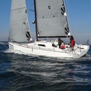 veleiro de regata oceânica