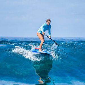 prancha de stand-up paddle allround / de Wave / em carbono