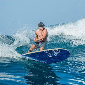 prancha de stand-up paddle longboard / em carbono