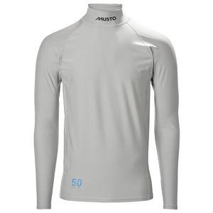 camiseta de lycra de mangas longas