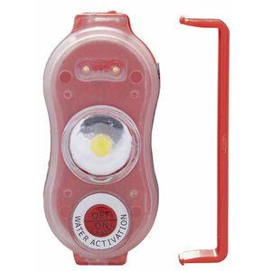 luminária de emergência / náutica / para colete salva-vidas / SOLAS