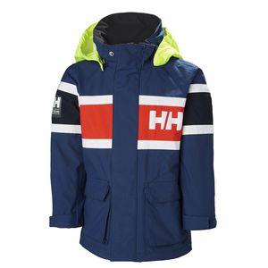 jaqueta de navegação costeira