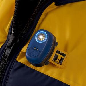 luz intermitente / lanterna / náutica / para colete salva-vidas