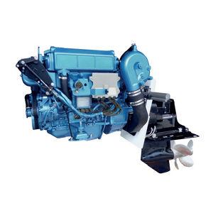 motor de centro-rabeta