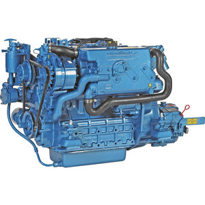 motor saildrive / a diesel / para barco profissional / de injeção indireta
