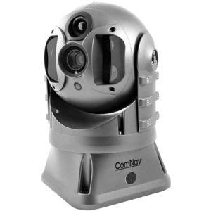 câmera com visão noturna / para barco / para navio / térmica
