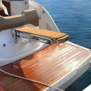 passarela para barco