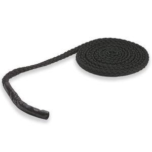 cabo de amarração / com trançado simples / para veleiro / alma em poliamida
