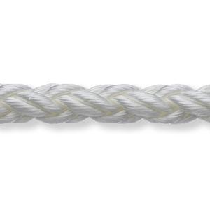 cabo de amarração / com trançado simples / torcido / para veleiro