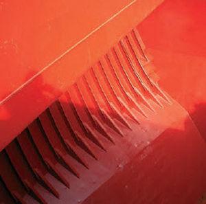 revestimento para barco profissional / para navio / anticorrosão / bicomponente